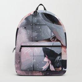 hurt me harder Backpack