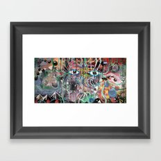 The Insider Framed Art Print