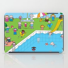 Pool XL iPad Case