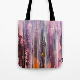 Color Texture History 4 Tote Bag
