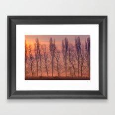 Beyond the Dawn Framed Art Print