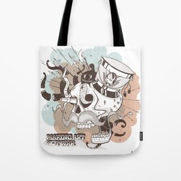 Making Art, not war #B03 Tote Bag