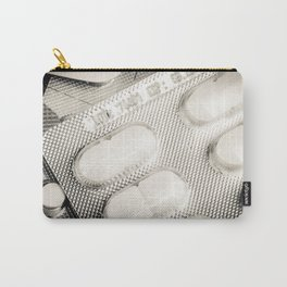 Medicine Pills Background Carry-All Pouch