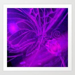 Butterfly 3 Art Print