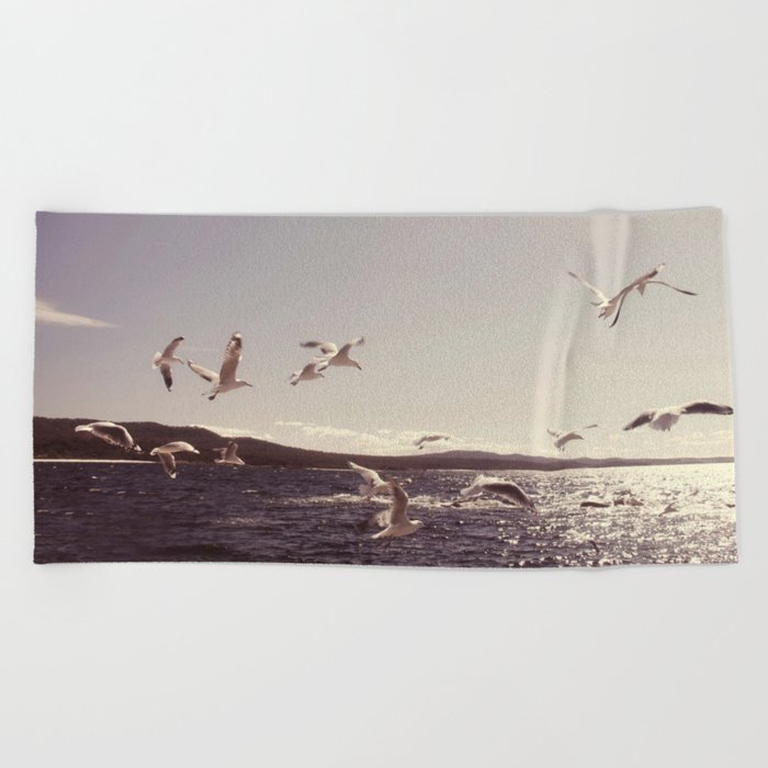 Scatter Beach Towel