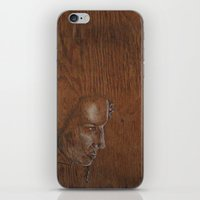 running iPhone & iPod Skins featuring Running by Jesse Futter