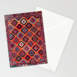 Sarkisla Sivas Kurdish Anatolian Rug Stationery Cards