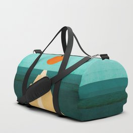 The Road Less Traveled Duffle Bag