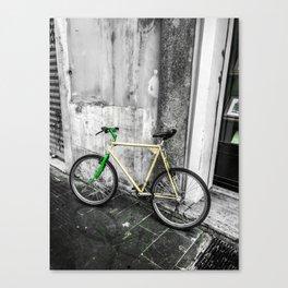 mode of transport Canvas Print