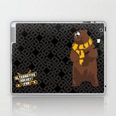 Alternative Hockey Fan - Boston Laptop & iPad Skin