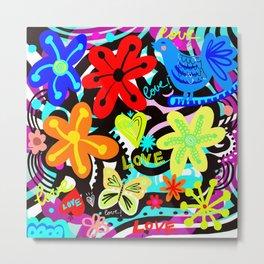 Love in Colors! Metal Print