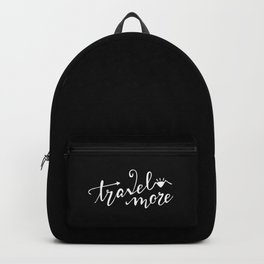 Travel More Backpack