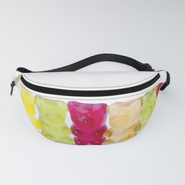 Gummy bears candy Fanny Pack