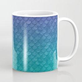 Ariel Mermaid Inspired Purple & Green Coffee Mug