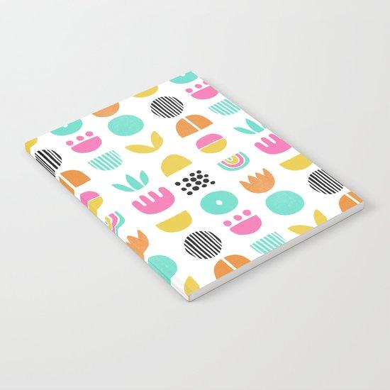 SIMPLE GEOMETRIC 001 Notebook