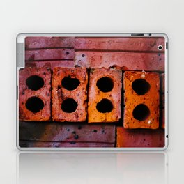 Bricks in Dong Hoi Laptop & iPad Skin