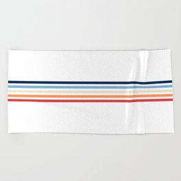 Vintage T-shirt No5 Beach Towel