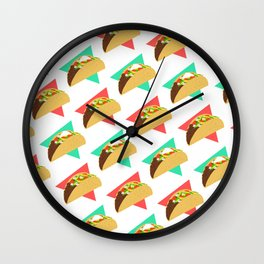 TACO TIME!  Wall Clock