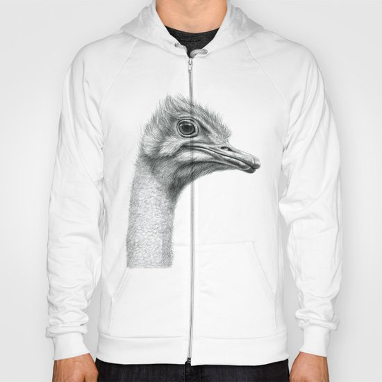 Funny Ostrich SK061 Hoody