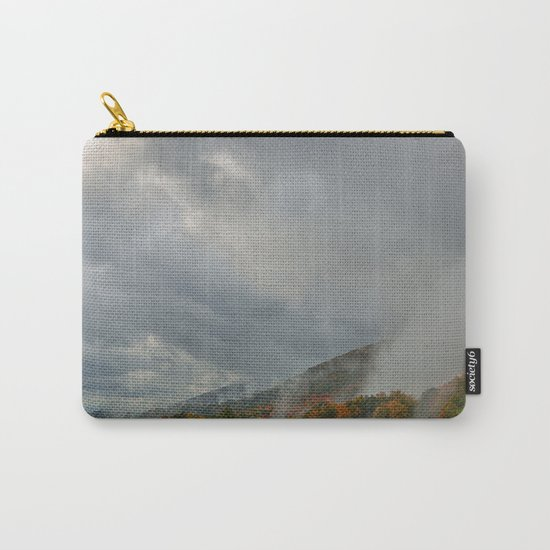 Dolly Sods Mountain Fog Carry-All Pouch