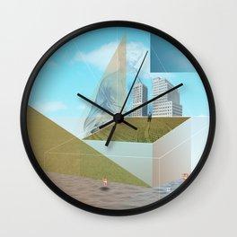 atmosphere 9 · Dreamland - Waiting for Rene Wall Clock