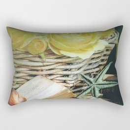 She Sells Sea Shells Rectangular Pillow