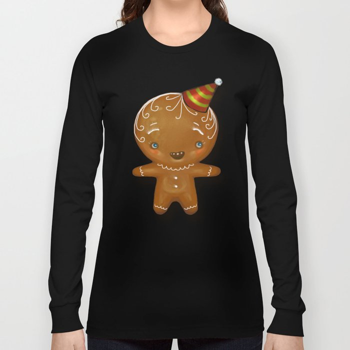Cannelle Long Sleeve T-shirt
