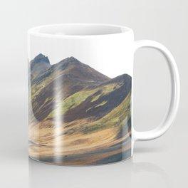 The Colors of Iceland Coffee Mug