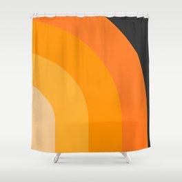 Retro 04 Shower Curtain