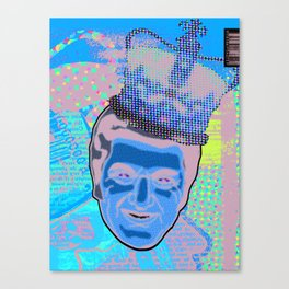 Liberace Canvas Print