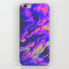 DOING IT TO DEATH iPhone Skin