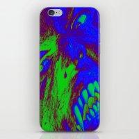 werewolf iPhone & iPod Skins featuring Werewolf  by Nikki Hung