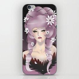 Vampiress iPhone Skin