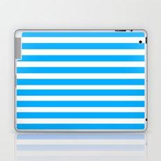 Blue Lines Laptop & iPad Skin