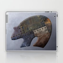 Rusty Bear Metals Laptop & iPad Skin