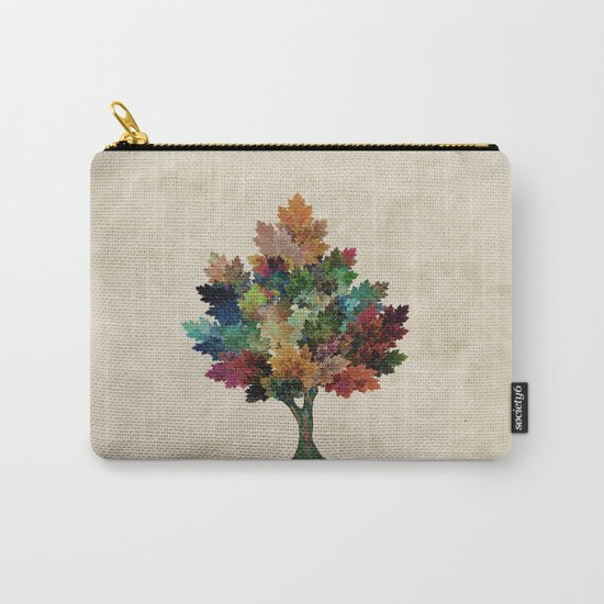 Fall is Back! Carry-All Pouch