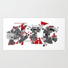 KTC Art Print