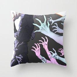 Jujutsu Kaisen Throw Pillow
