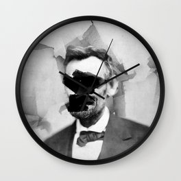 State S______ Wall Clock