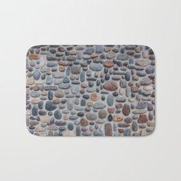 Pebble Wall Bath Mat