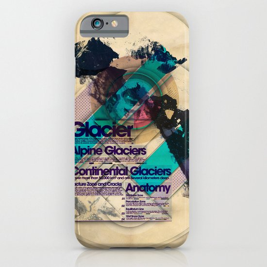 Glaciers - Exploration #4 iPhone & iPod Case