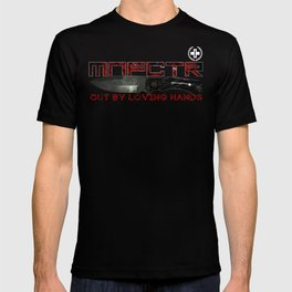 MANUFACTURA BOWIE KNIFE  T-shirt