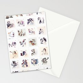 Collection 4x7 ~ Los Caprichos Stationery Cards