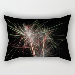 Fireworks make you wanna... (4) Rectangular Pillow