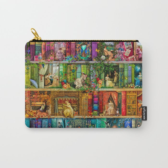 A Stitch In Time 2 Carry-All Pouch