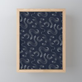 Serpentine Framed Mini Art Print