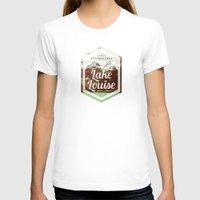 canada T-shirts featuring CANADA by Anna Trokan