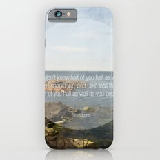 Bilbo Baggins Slim Case iPhone 6s