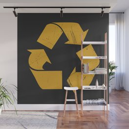 Recycle Wall Mural