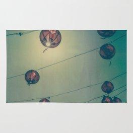 Lanterns Rug